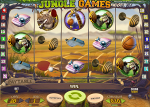 jungle-games